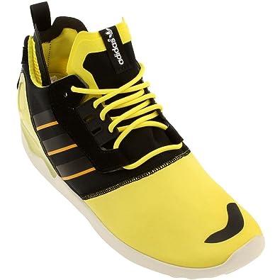 Adidas Men ZX 8000 Boost (Yellow cblack) 2f94a52ea
