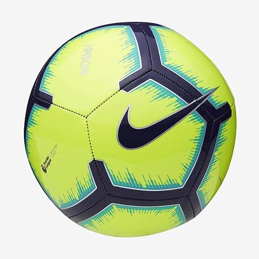 Nike Pl Nk Ptch-Fa18 Guantes, Unisex Adulto, Volt/Purple/White ...