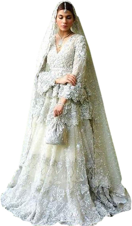 Amazon Com Voguemart5 Indian Wedding Pakistani Latest Bollywood
