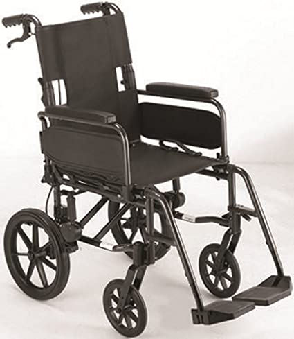 NRS Dash Lite - Silla de ruedas para empujar