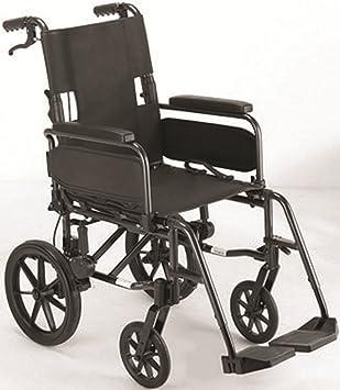 NRS Dash Lite - Silla de ruedas para empujar: Amazon.es: Salud y cuidado personal