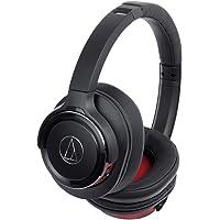 Deals on Audio-Technica ATH-WS660BTBRD Solid Bass Over-Ear Headphones