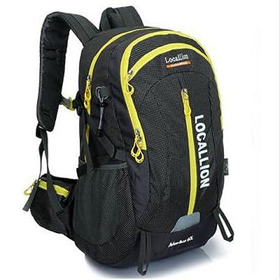 Wmshpeds Sac Alpinisme Outdoor Homme 40L Sac multifonction Backpacker Riding Sports camping Sac à bandoulière sac de randonnée