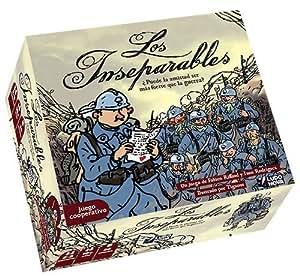 Ludonova - Los Inseparables, juego de mesa (LDNV80001)