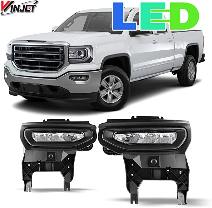 Wiring Kit 2017 2018 2019 2020 Chevrolet Trax Driving Fog Lights Switch Winjet OEM Series for
