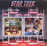 Star Trek: Operation Annihilate! / Amok Time LASERDISC (NOT A DVD!!!) Original TV Episodes Format: Laser Disc