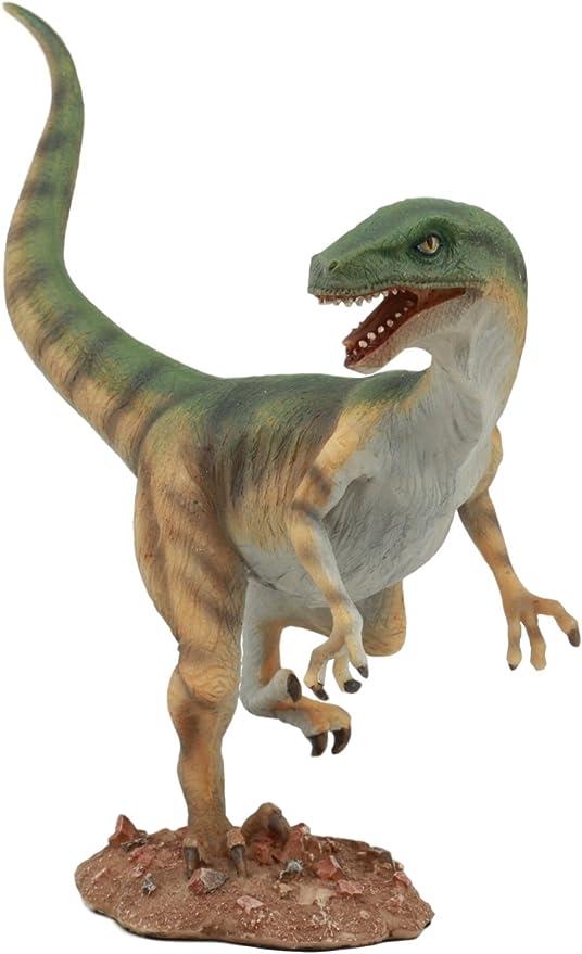 Velociraptor Dinosaur Prehistoric Collectible Figurine
