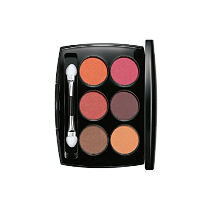 Buy Lakme Absolute Illuminating Eye Shadow Palette, French Rose, 7.5g Online at Low Prices in India - Amazon.in