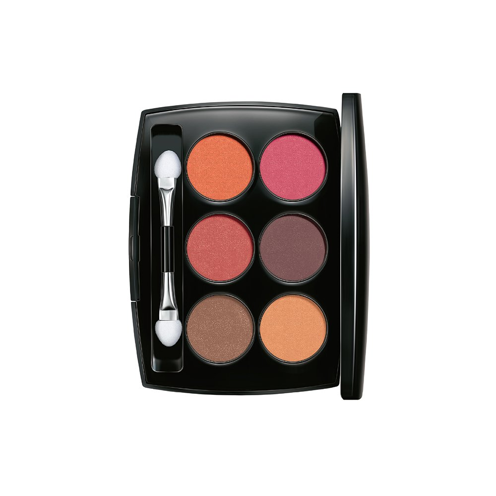 Lakme Absolute Illuminating Eye Shadow Palette, French Rose, 7.5g product image