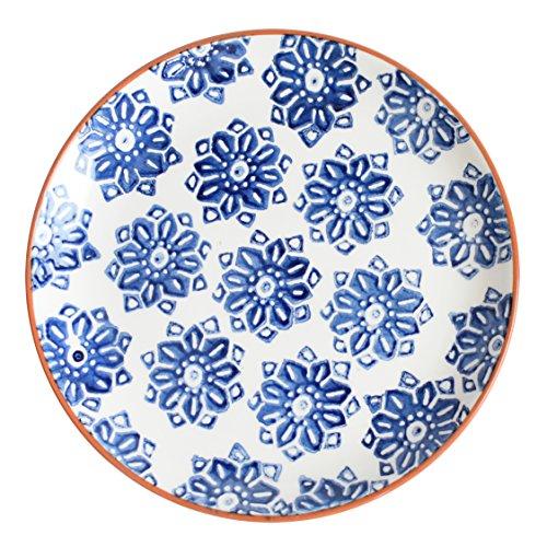 Collection Ceramic Tile - Euro Ceramica Azul Tile Collection 8.8