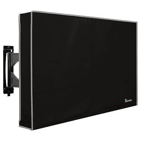 Garnetics Outdoor TV Cover 40u0026quot;, 42u0026quot;, 43u0026quot;   Universal  Weatherproof Protector