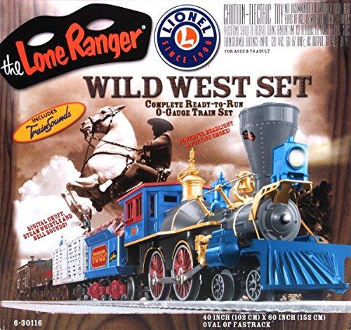 Lionel 6-30116 Lone Ranger Wild West Set