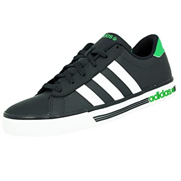 b60a4786583 Adidas Neo NEO DAILY TEAM B Black White Green Men Sneakers Shoes   Amazon.co.uk  Sports   Outdoors