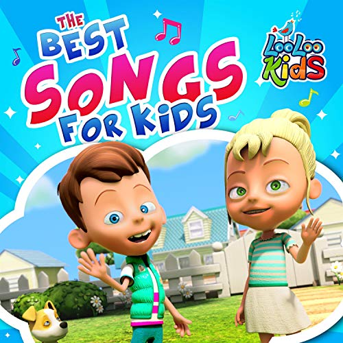 The Best Songs for Kids, Vol  1 by LooLoo Kids on Amazon Music
