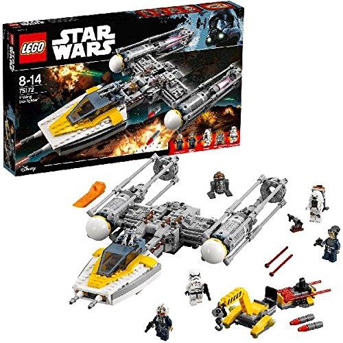 Lego Star Wars Y Wing Starfighter 75172