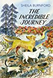 Front cover for the book The Incredible Journey by Sheila Burnford
