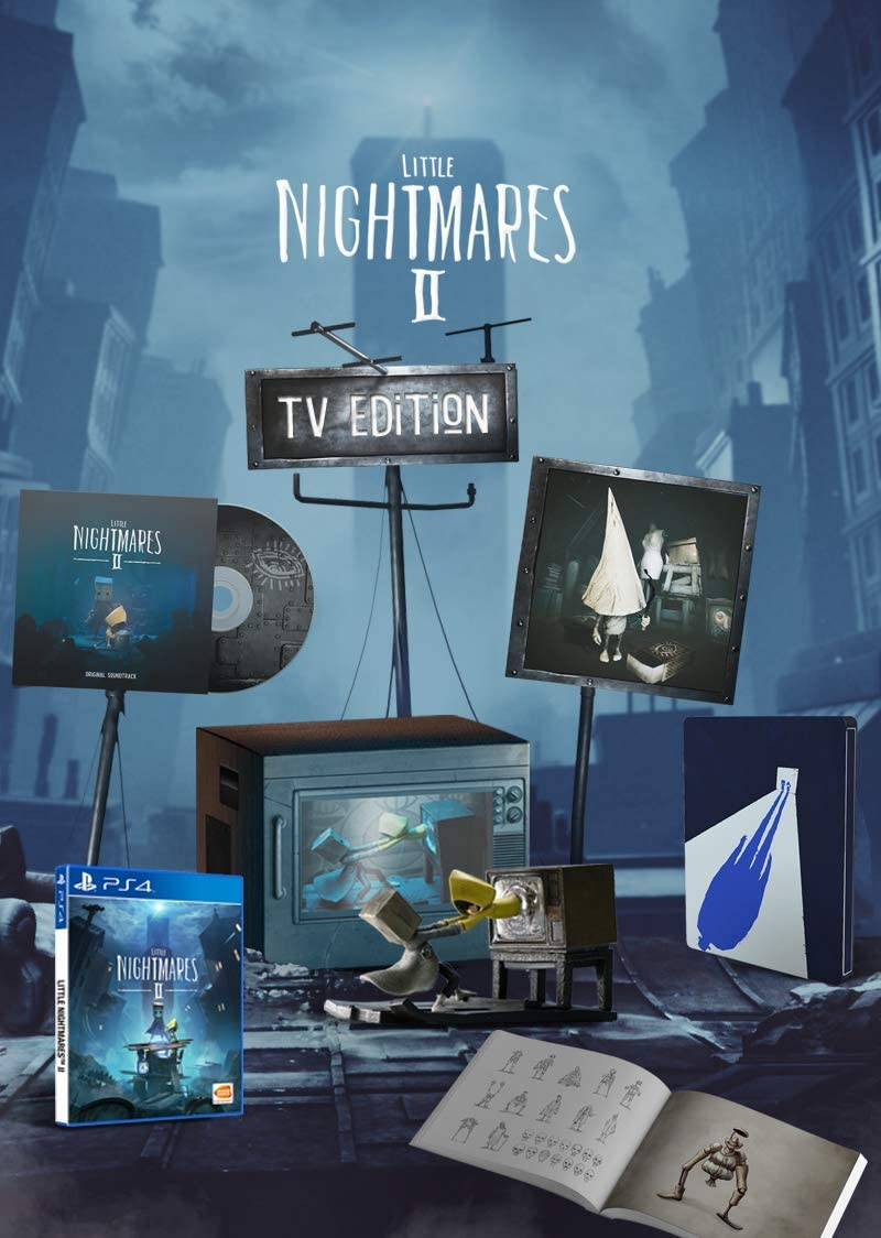 Little Nightmares II - Edición De Televisión - PS4
