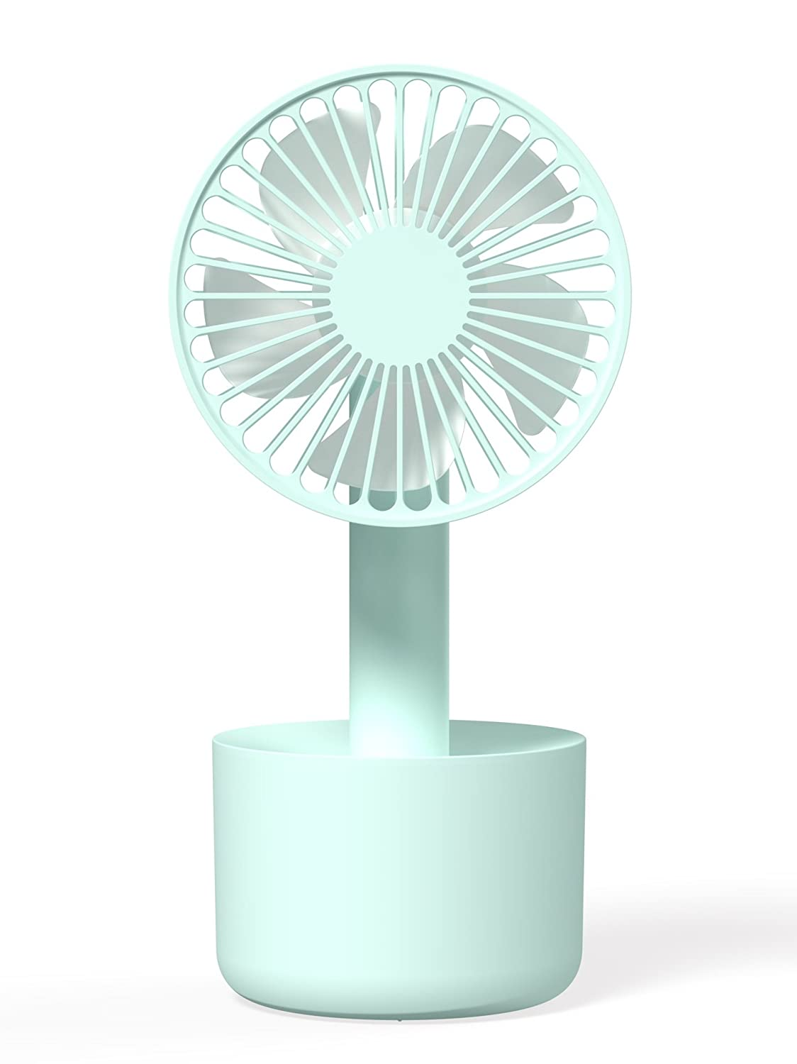 Xitai The Charging Fan Mini Usb Portable Electric Fans Green Kipas Fortable High Quality