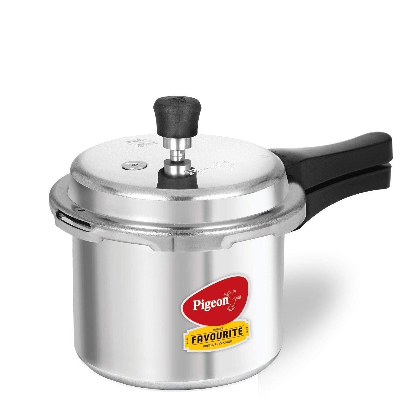 Pigeon by Stovekraft Favourite Induction Base Aluminium Pressure Cooker