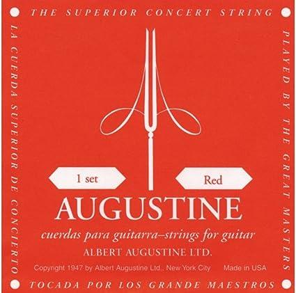 Greatangle Jeu de cordes en nylon clair et argent/é pour guitare classique classique 1M 1-6 EBGDAE Guitarra Bass Parts /& Accessories Set silver