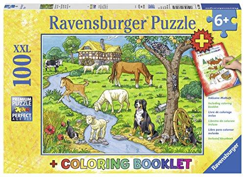 (Ravensburger, Dearest Farm Animals Puzzle, 13696)