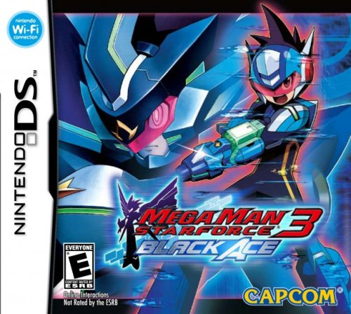 Mega Man Star Force 3 Black Ace - Nintendo DS by Capcom