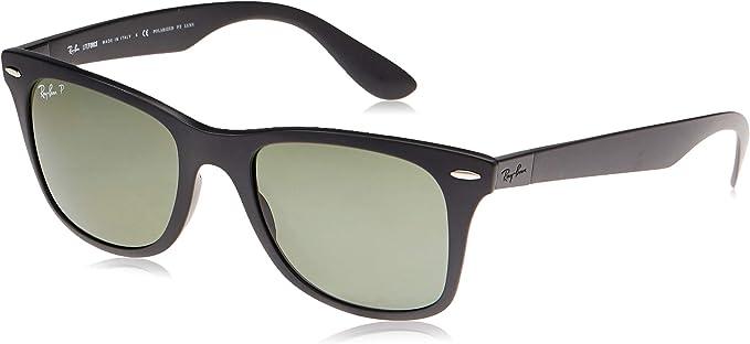 Ray Ban Rb4195 601s9a 52 Rayban Rb4195 601s9a 52 Wayfarer Sonnenbrille 52 Schwarz Bekleidung