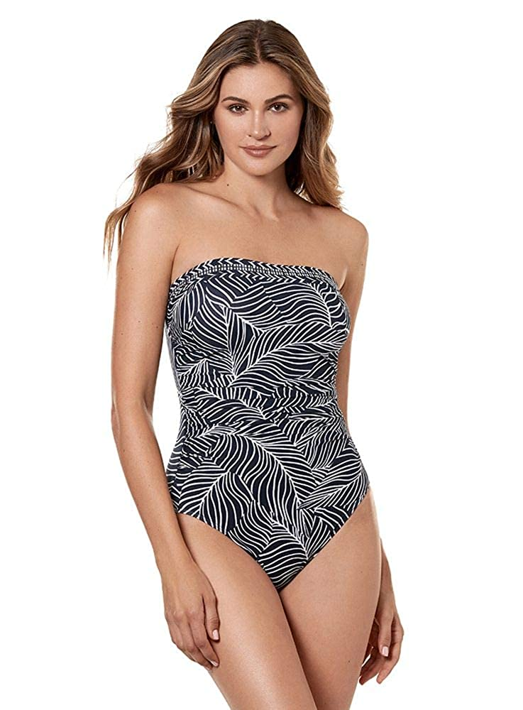 a39c8a5adb2 Miraclesuit Swim - Avanti Swimsuit in Sunset Cay: Amazon.co.uk: Clothing