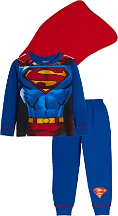 Kids Fancy Dress Up Play Party Costumes Pyjamas Character Pjs Boys Girls Size