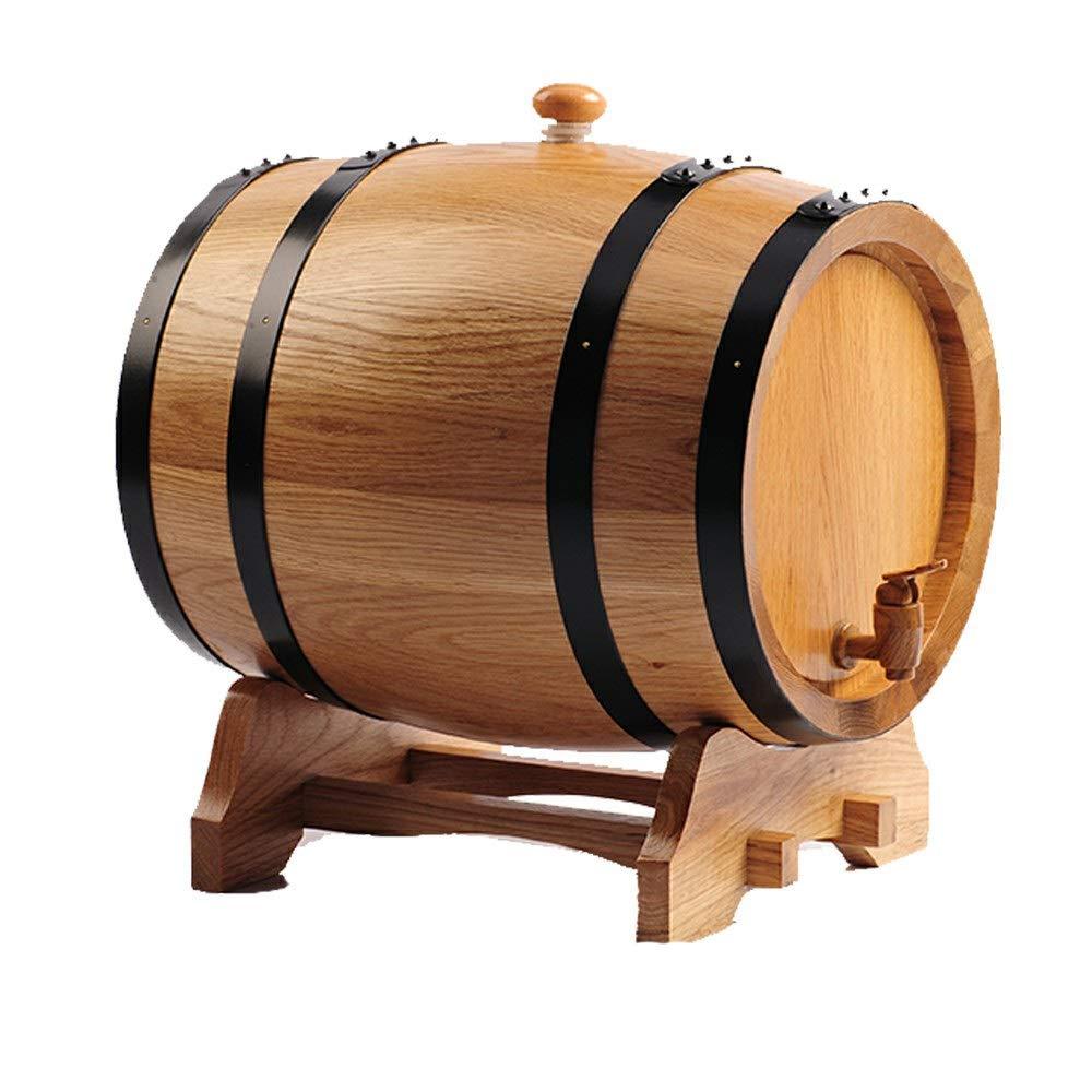 Jiu Si- Wine Barrel - オーク樽オーク樽ワイン樽醸造ワイン樽-3 L、5 L、10 L、20 L ワイン樽 (色 : B, サイズ さいず : Resin-10L) B07R32WPLH B Resin-10L