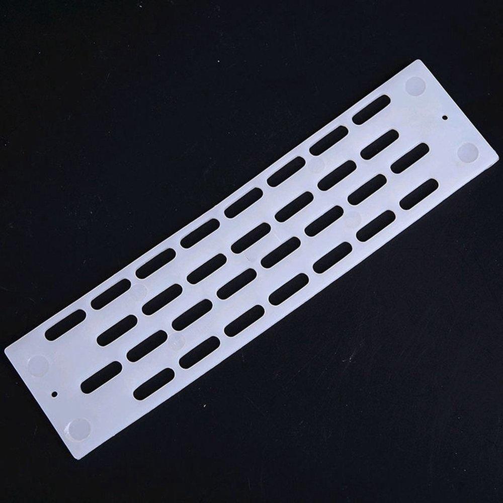 BAAQII 10x Plastique Apiculture Abeille Reine exclure pi/égeage s/éparant la Grille Net /équiper