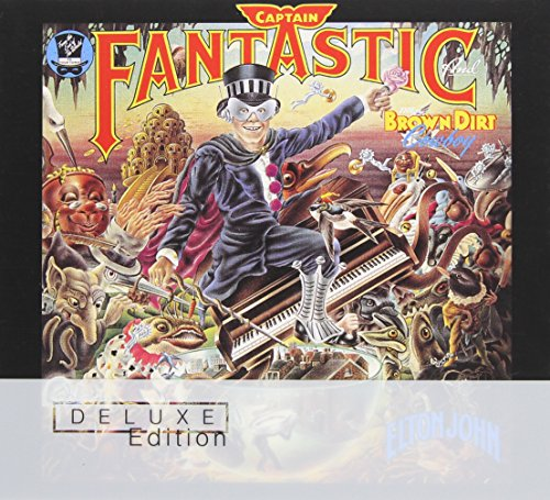 Captain Fantastic (Deluxe Edition) (Captain Fantastic And The Brown Dirt Cowboy)
