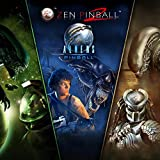 Zen Pinball 2: Aliens Vs. Pinball - PS4 / PS Vita / PS3 [Digital Code]