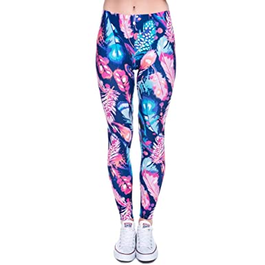 Pantalones De Yoga Camiseta De Alta Plumas Calidad Mujeres ...