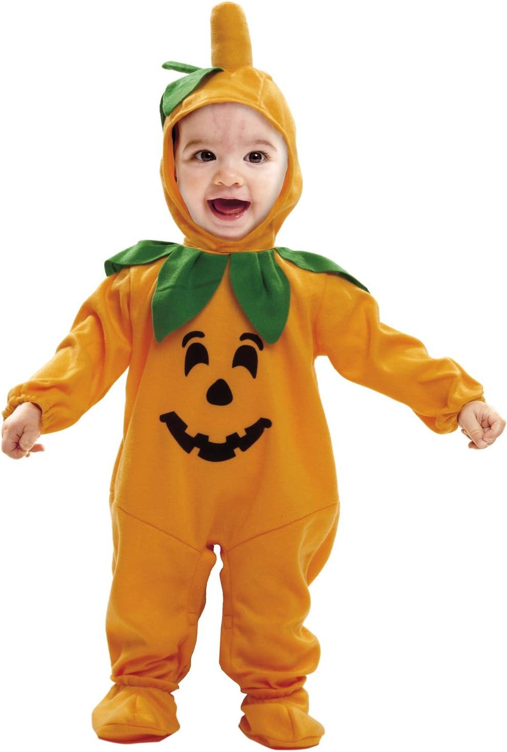 My Other Me Me-201841 Disfraz de bebé calabaza, 7-12 meses (Viving Costumes 201841)