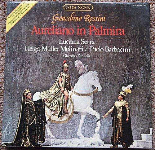 Rossini: Aureliano in Palmira (Vinyl, LP Box)
