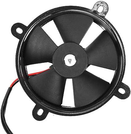 Ventilador de enfriamiento del radiador, ventilador de ...