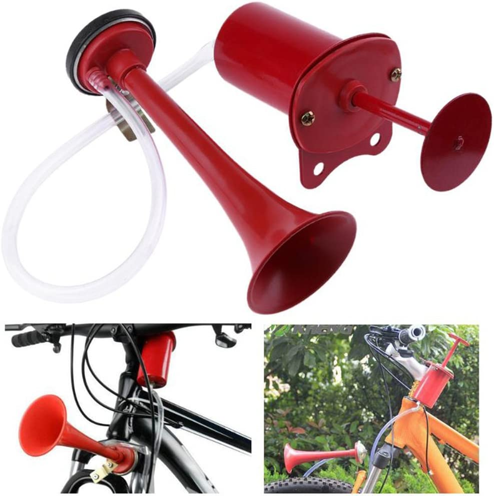 Bikes Bike Air Horn Handlebar Bell Ring Cycling Accessories Loud Bicycle Bells