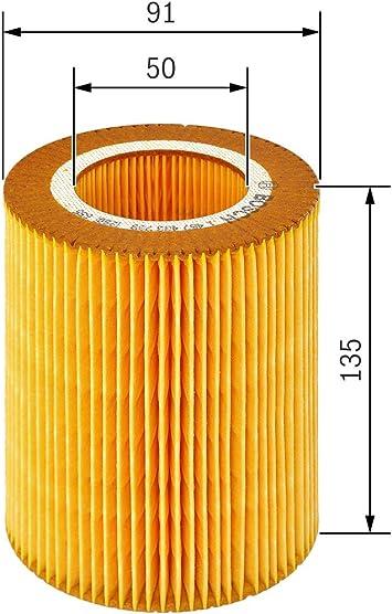 Bosch 1457433739 Luftfilter Auto