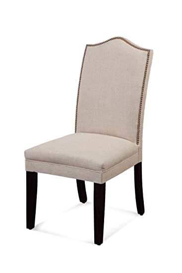 Camel Back Parsons Chair   Set Of 2