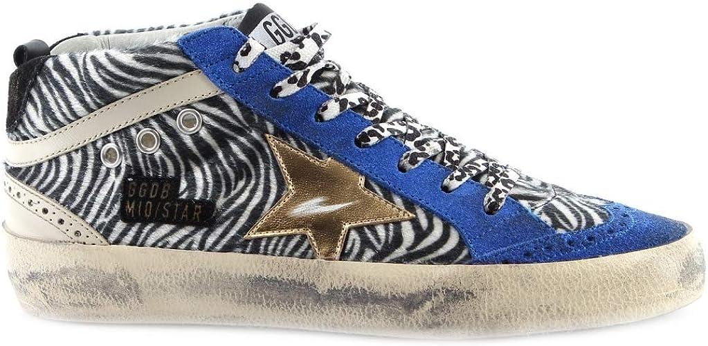 Golden Goose Women's Shoes Sneakers Mid