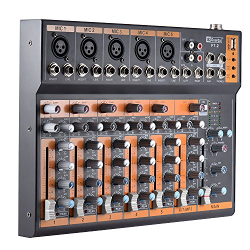 7 Channel Mixer - 2
