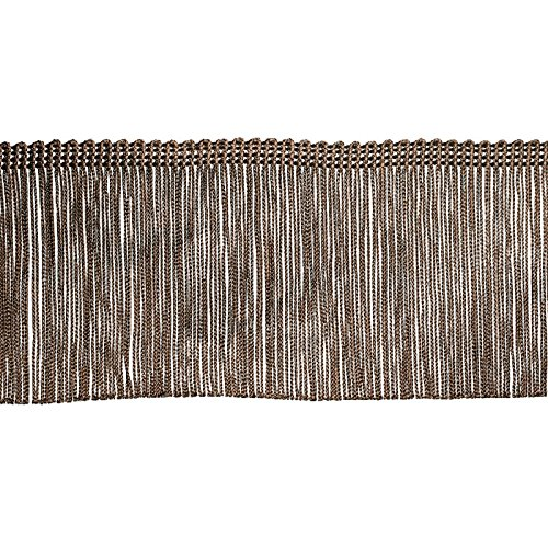- Decorative Trimmings 100% Rayon Chainette Fringe, 4