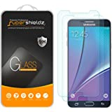 [2-Pack] Supershieldz for Samsung Galaxy Note 5 Tempered Glass Screen Protector