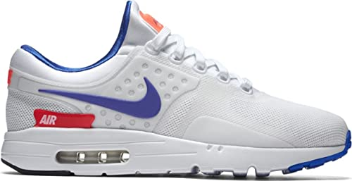 new arrival fd849 43649 Image Unavailable. Image not available for. Colour  Nike Air Max Zero QS  789695 105 Size 12.5 White