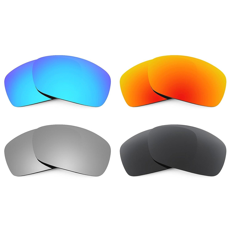 Oakley Hijinx 用Revant交換レンズ 偏光4 ペアコンボパック K018   B00DUEDW5S