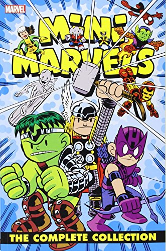 (Mini Marvels: The Complete Collection)
