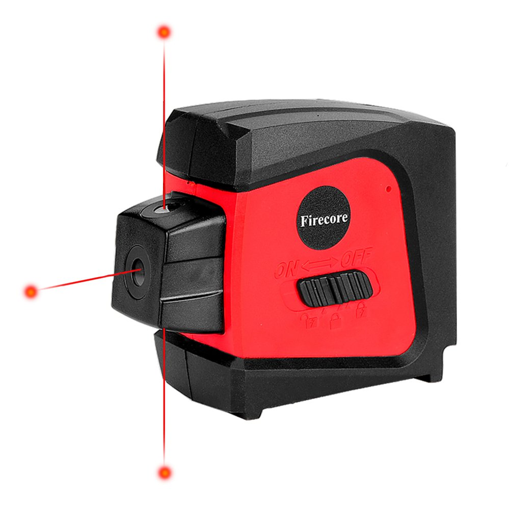 Firecore F333R Red 3-Point Laser Alignment with Self-Leveling by Firecore (Image #1)