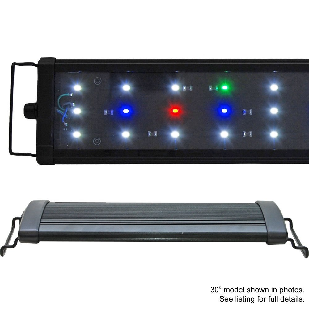 0.50 W / LEDs LED Aquarium Light Freshwater (72'' EA 180 78x - 3600 lumen)