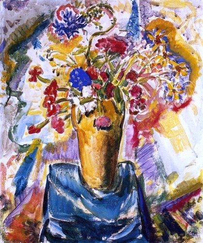 Alfred Henry Maurer Flowers in a Vase - 20.05